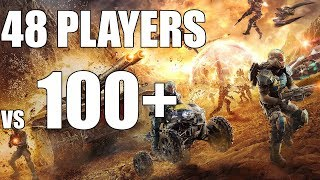 PROFESSIONAL PLANETSIDE?! (Top Level Real Time Strategy, Voice Comms & Tactics)