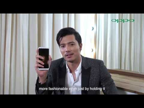oppo f5 behind the scene with fattah amin