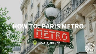 A Guide to Paris: How To Use the Metro by Fat Tire Tours!