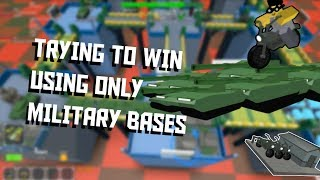 How far can you go with MILITARY BASES [ROBLOX TOWER DEFENSE]