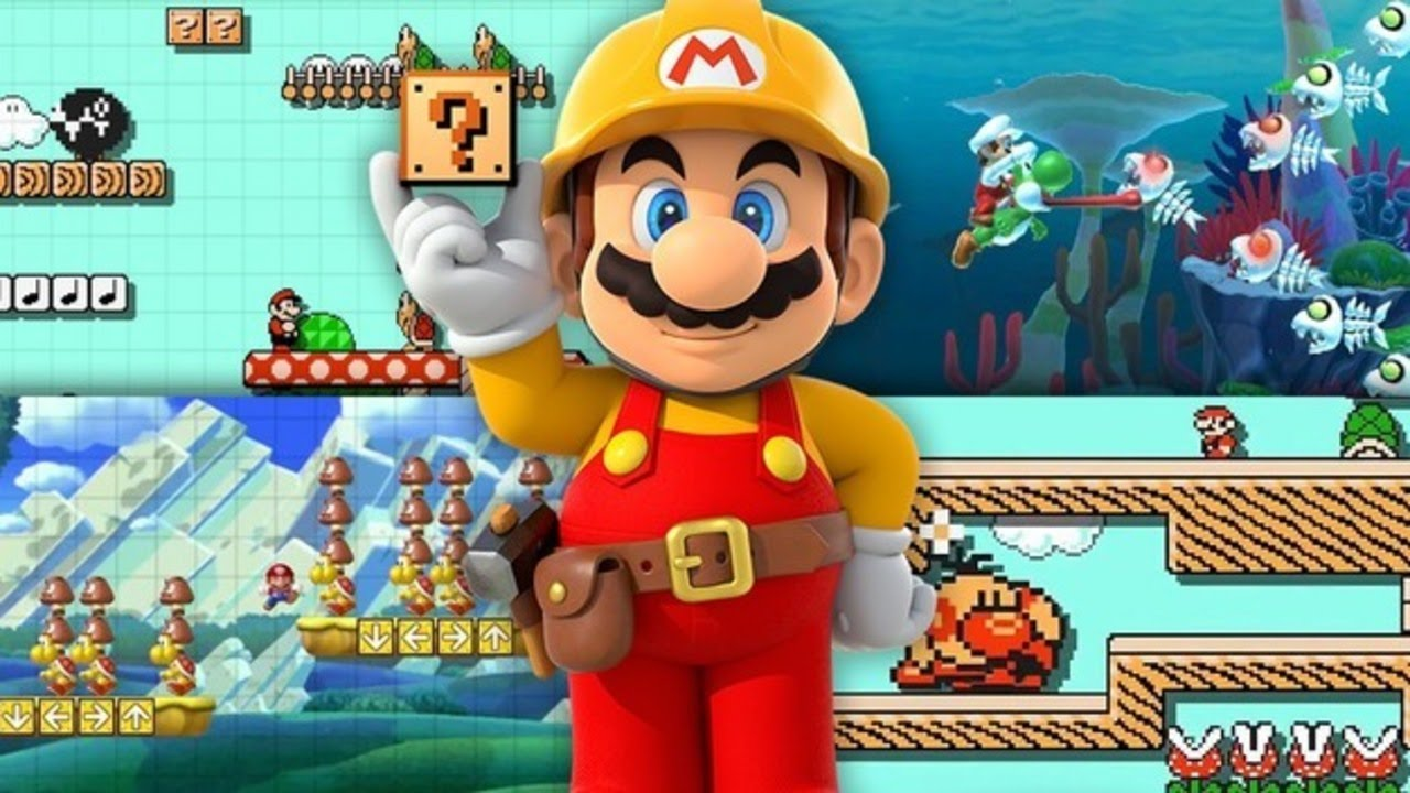Super Mario Maker for Nintendo 3DS Announcement Trailer