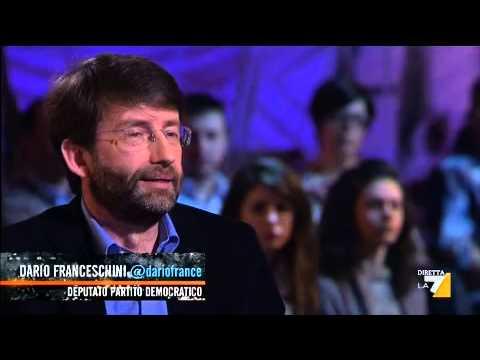 L'INTERVISTA A DARIO FRANCESCHINI