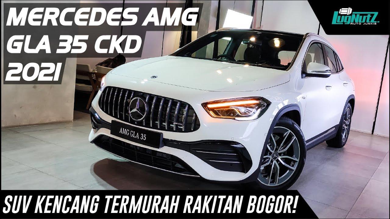 SUV Rakitan Bogor Kecil2 Cabe Rawit! Mercedes AMG GLA35 Jd Murah Berkat CKD!