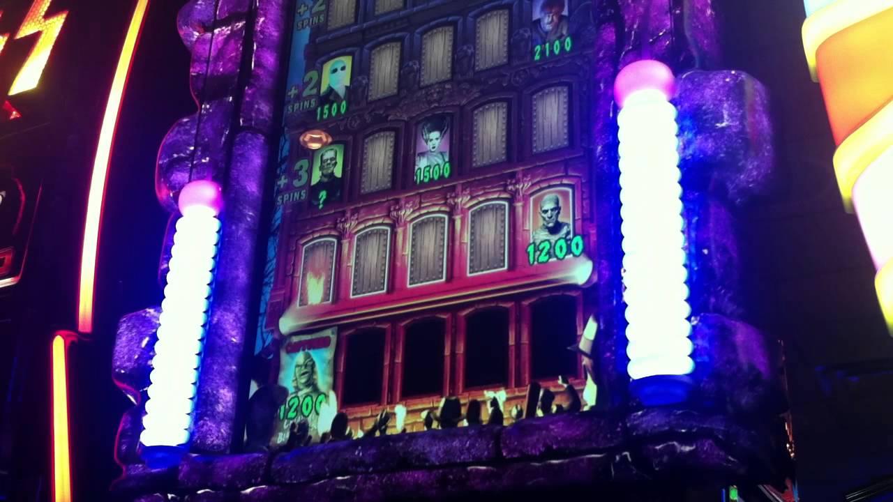 Monster Jackpots Slot Machine Online