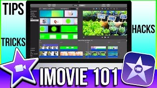10+ iMOVIE Editing Tips & Tricks! How I Edit My Youtube Videos + Tutorials for Beginners 2016!