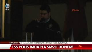 Video Polis İmdat'ta Yeni Dönem: 155 SMS download MP3, 3GP, MP4, WEBM, AVI, FLV Oktober 2017