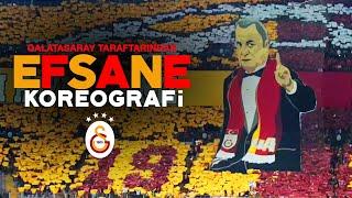 Koreografi | Sizin hayalleriniz, bizim gerçeklerimiz! | Galatasaray-Fenerbahçe
