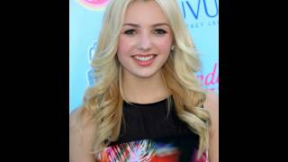 The second tribute to Peyton List