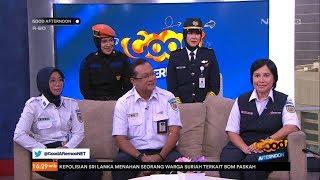 Talk Show - Peran Wanita di Tubuh Kereta Api Indonesia