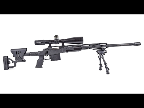 Sabatti Tactical Rifle STR (Italian Firearms Group)
