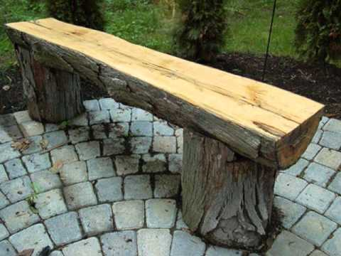 How To Build Outdoor Bench Youtube