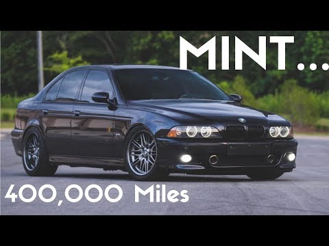 The 400,000 Mileage BMW E39 M5! (MUST SEE)