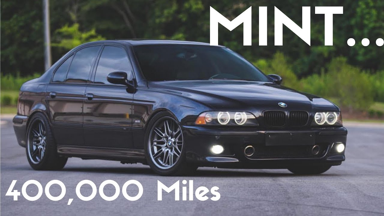 the 400 000 mileage bmw e39 m5 must see youtube. Black Bedroom Furniture Sets. Home Design Ideas