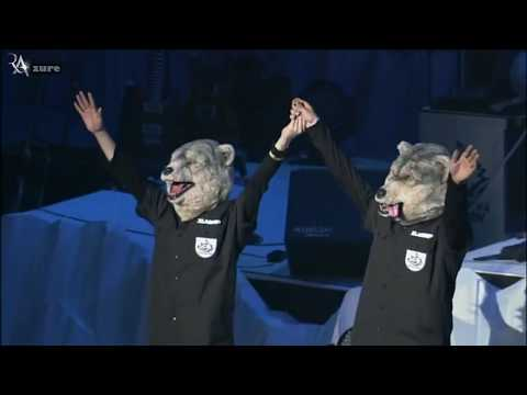 MAN WITH A MISSION - Spare Rib vs DJ Santa Monica [Live At Nipon Budokan]