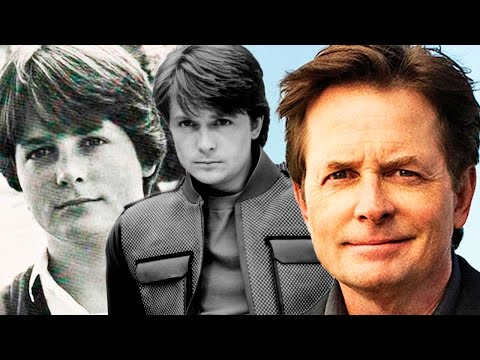 Michael J. Fox 🔥🕐⏩ Time Line Evolution 19612017 ⭐⌛🔸🎞🕶⏩🕐🚘🔥🔥🏫🌵🚂🛤