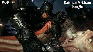 Batman Arkham Knight #09 | Gothams neue ekelhafte Fledermaus | shyn0
