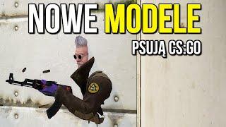 Dlaczego Nowe MODELE POSTACI bardzo psują CS:GO...