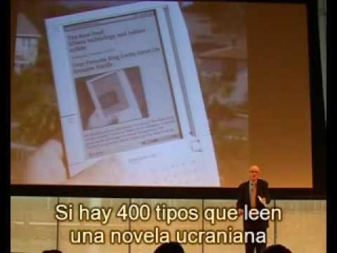 Seth Godin presenta Tribus subtitulado español [Parte 5 de 8]