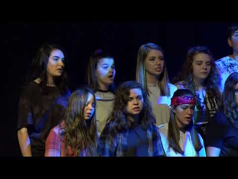 Lumpkin County High School Varsity Singers I Want to Know What Love Is. 97.1 Foreigner Contest Entry