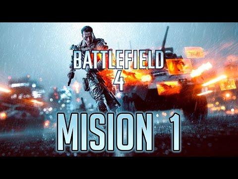 Battlefield 4 PC - Misión 1 - Baku