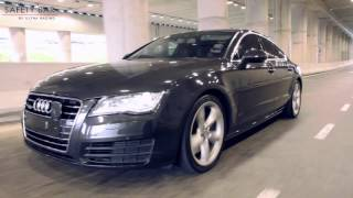 Audi A7 with Vehicle Safety Bar(For more information please visit: http://www.ultraracing.my., 2015-12-23T06:43:29.000Z)