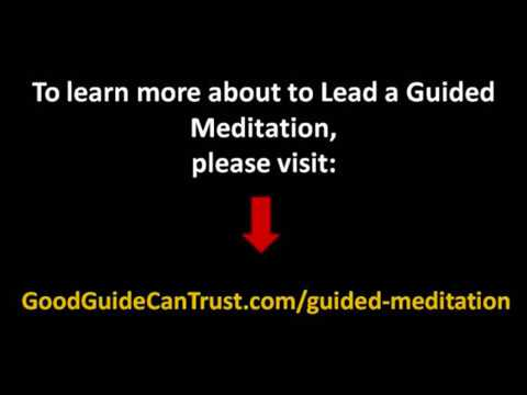 How to Lead a Guided Meditation.wmv