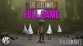 Little Nightmares DLC The Hideaway Full Gameplay Walkthrough Part 1 No Commentary Secrets Of The Maw