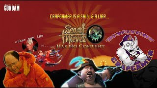 Sea Of Thieves Has No Content But CrapGamer Thinks Otherwise!