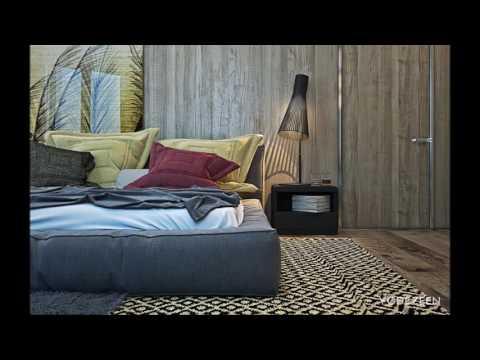 Apartment Design | Luxury Apartment | A Suburban Kiev Apartment Design with Luxury