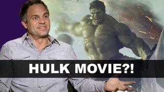 Mark Ruffalo talks Hulk Movie : Marvel Studios really waiting for Phase 3?! - Beyond The Trailer