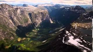 видео Самые лучшие природные достопримечательности Финляндии