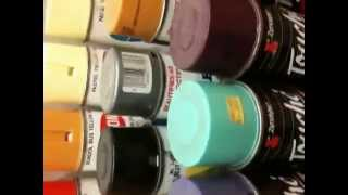 Collection Agency Krylon Paint edition