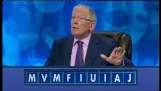 Countdown - worst ever letters game