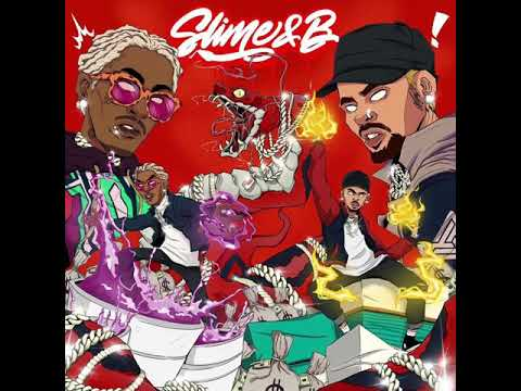 Big Slimes (Clean) - Chris Brown & Young Thug Feat. Gunna, Lil Duke