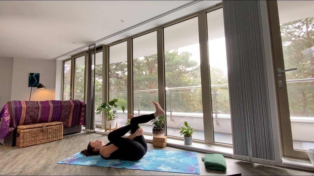 Gentle Hip Opening Yoga Flow - 30mins