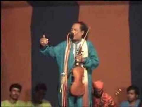 Bangla Baul Song -Ki ghume Gumaile Manush Ase Duniay- Tarab Ali Dewan