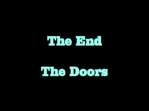 The End The Doors