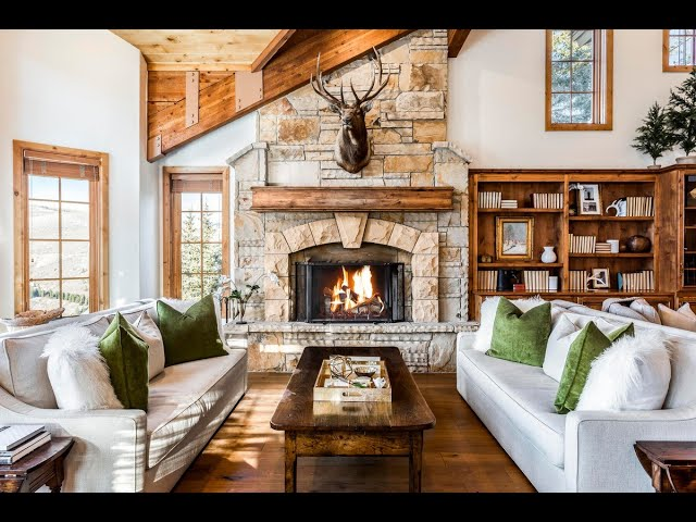 Expansive Ski Home with Mountain Views in Park City, Utah | Sotheby's International Realty