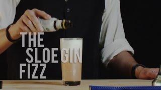 Video How to Make The Sloe Gin Fizz - Best Drink Recipes download MP3, 3GP, MP4, WEBM, AVI, FLV November 2017