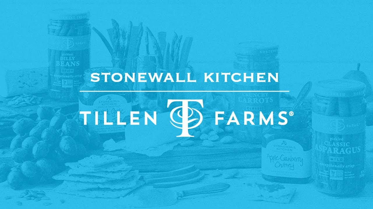 Stonewall Kitchen CEO Talks M&A and Innovation Strategies - YouTube