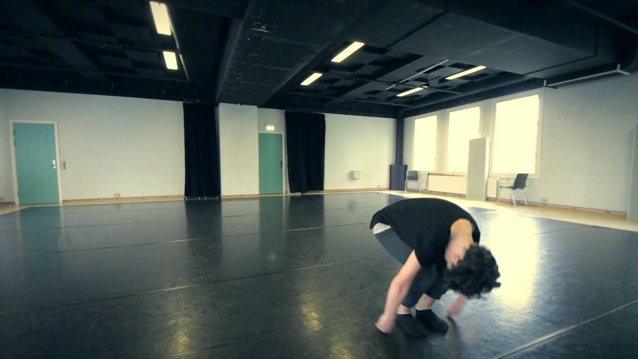 Vittoria Lasorella Dance Warm Up Routine - YouTube
