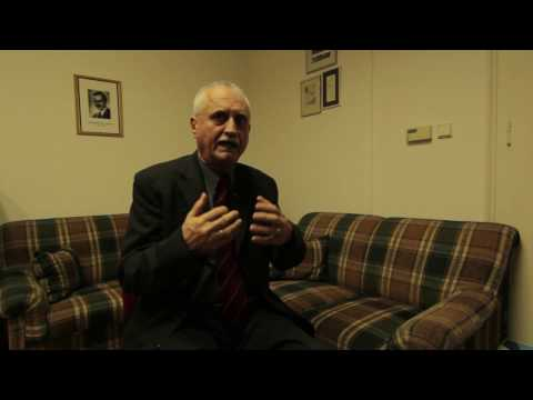 Legyen kimondva! - Interjúsorozat Felvidékről - Dunajszky Géza (2016)