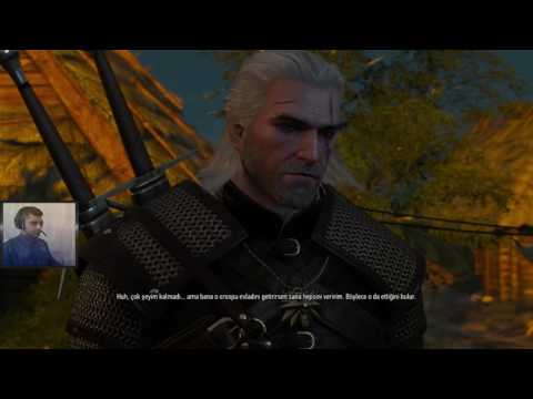 FACECAM YÜZ YILIN KAZIĞI | The Witcher 3 Wild Hunt #3