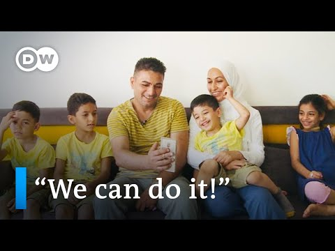 Syrian refugees after 5 years in Germany | DW Documentary
