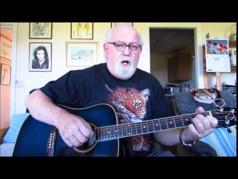 Guitar: Wayfaring Stranger (Including lyrics and chords) - YouTube