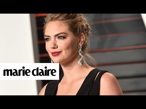 Kate Upton Mocks Kardashians in Snapchat Selfie and More News | Marie Claire