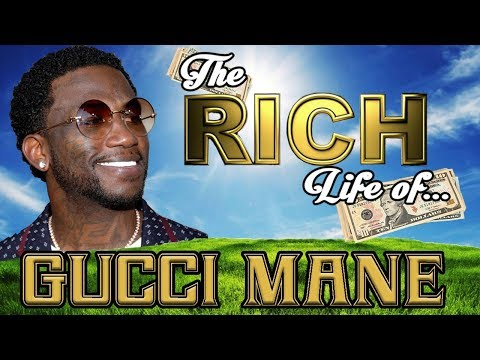 GUCCI MANE - The RICH Life - FORBES 2017 Net Worth ( Cars, House, Ice, Wedding )