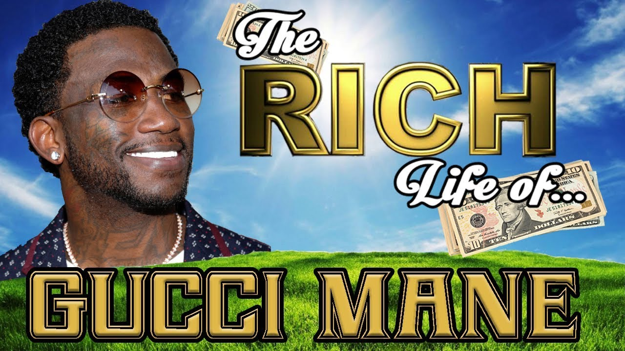 GUCCI MANE - The RICH Life - FORBES 2017 Net Worth ( Cars ...