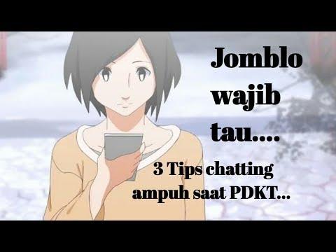 3 Tips Chatting Ampuh Saat PDKT, Coba Ya!