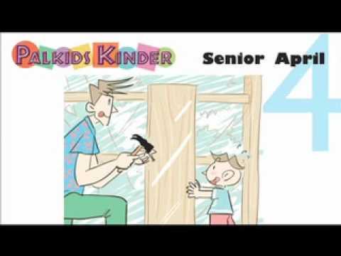 Palkids Kinder 【Senior Level April】